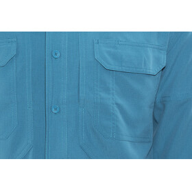 Royal Robbins Expedition Chill - Camiseta de manga larga Hombre - azul